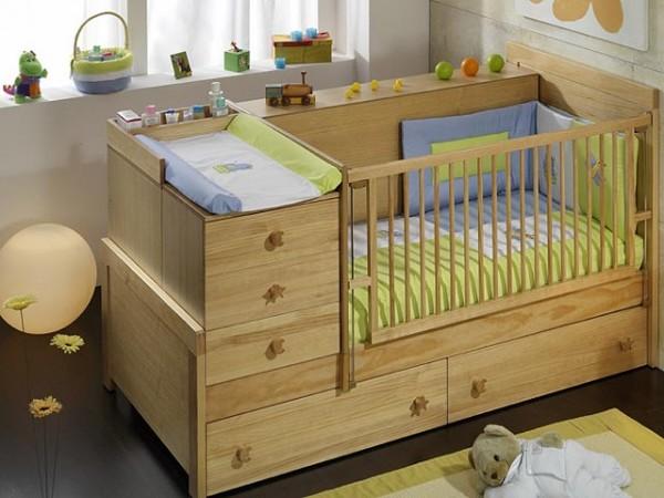 Opciones para que duerma el bebé