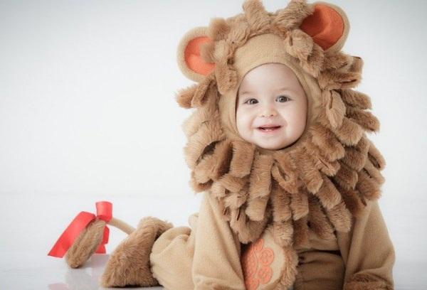 Disfrazar a nuestro bebé
